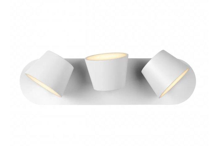 Настенный светильник Flexin белого цвета