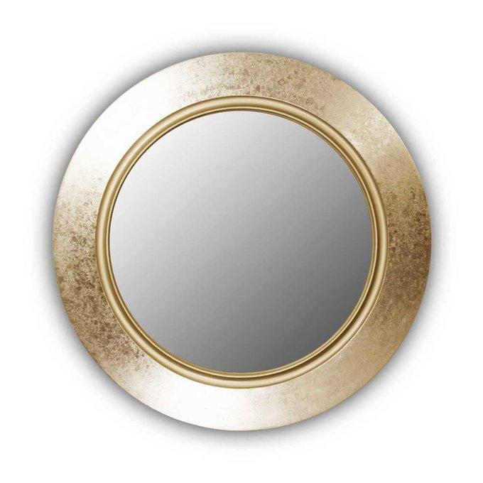 Настенное зеркало FASHION ELEGANT gold