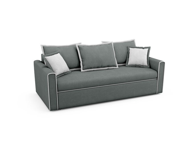 Диван-кровать Franz темно-серого цвета