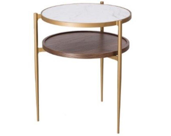 Кофейный столик Boston с керамической столешницей