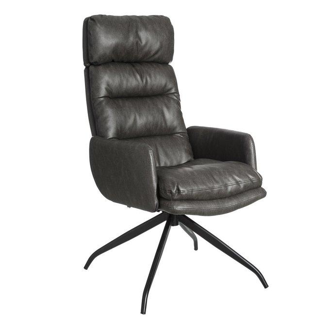 Кресло офисное черного цвета