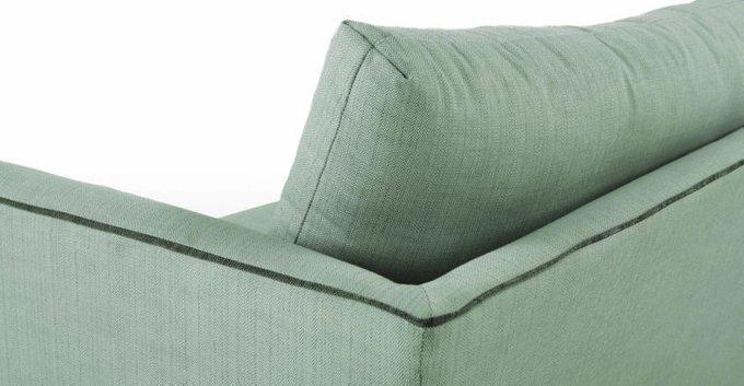Кресло Bari MT серо-зеленого цвета
