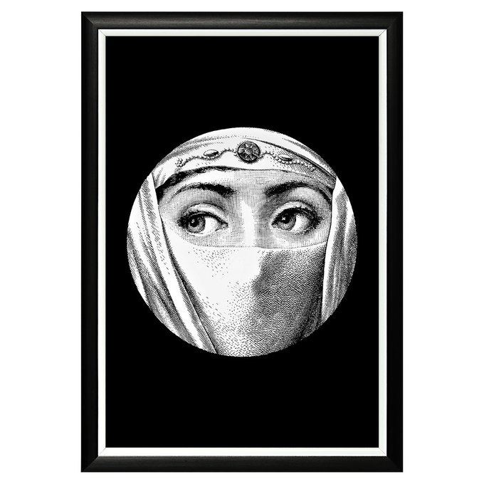 Арт-постер Лина версия  Этника (Форназетти)