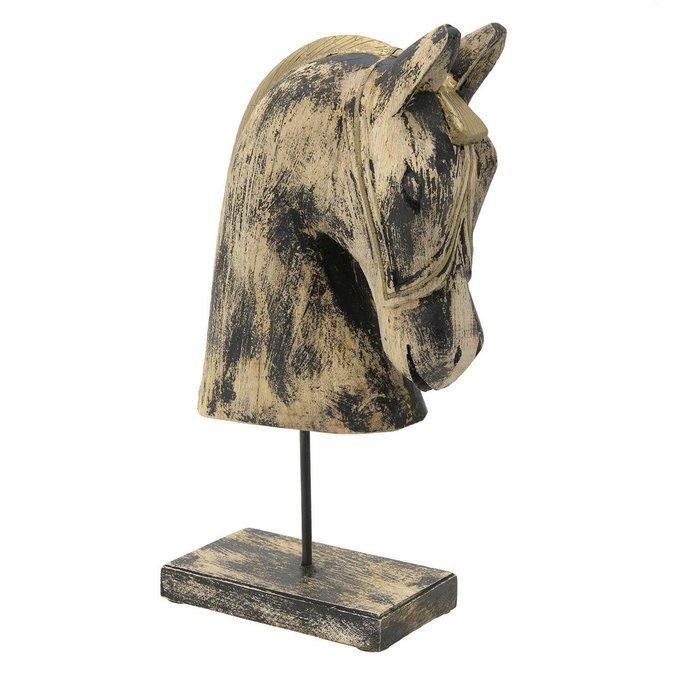 Декор настольный Голова лошади