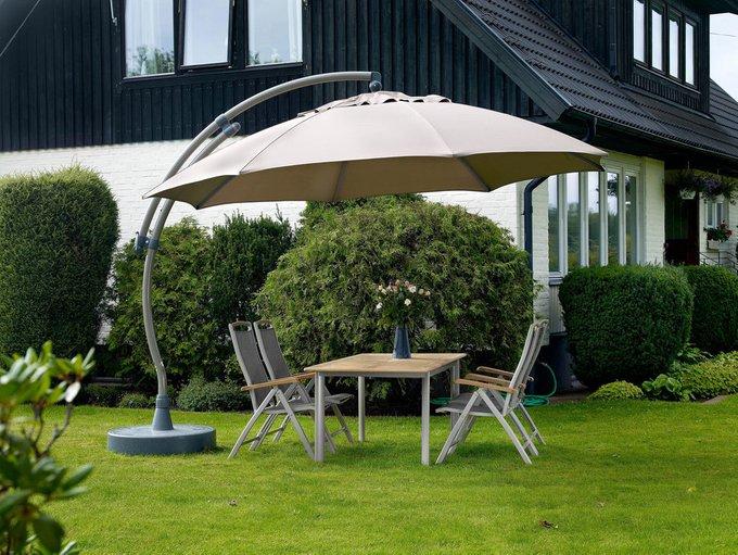 База для зонта Easy Sun Brafab темно-серого цвета