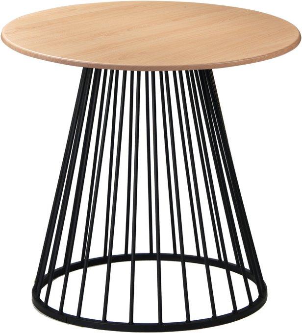 Обеденный стол Twister Black бук
