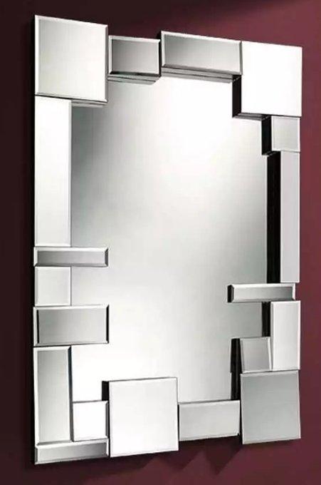 Настенное зеркало Dreams Schuller прямоугольной формы