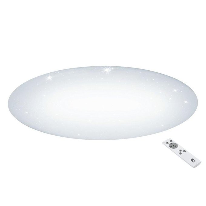 Потолочный светодиодный светильник Giron-S белого цвета