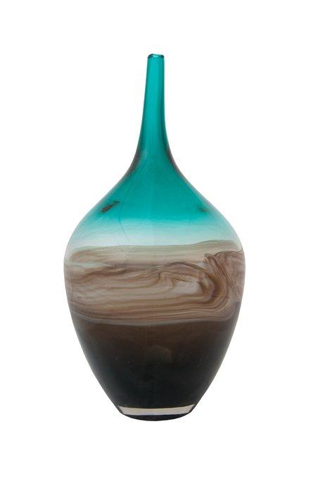 Настольная ваза Lorant Vase из стекла