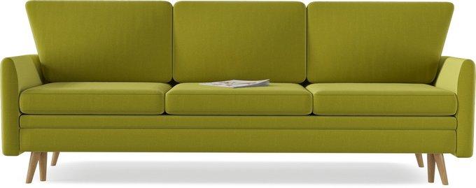 Диван-кровать Верона зеленого цвета