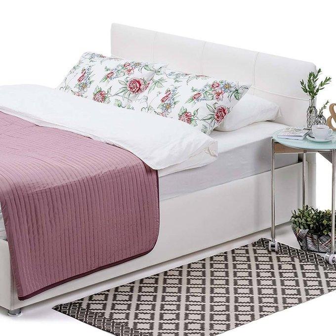 Кровать Гнездо с подъемным механизмом белого цвета 120х200