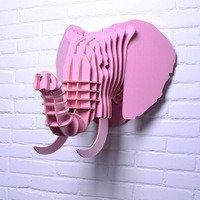 НАСТЕННЫЙ ДЕКОР Голова Слона