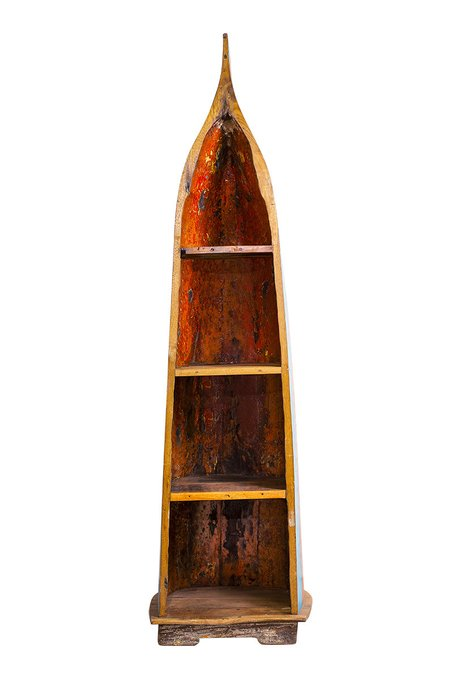 Стеллаж из лодки Матисс