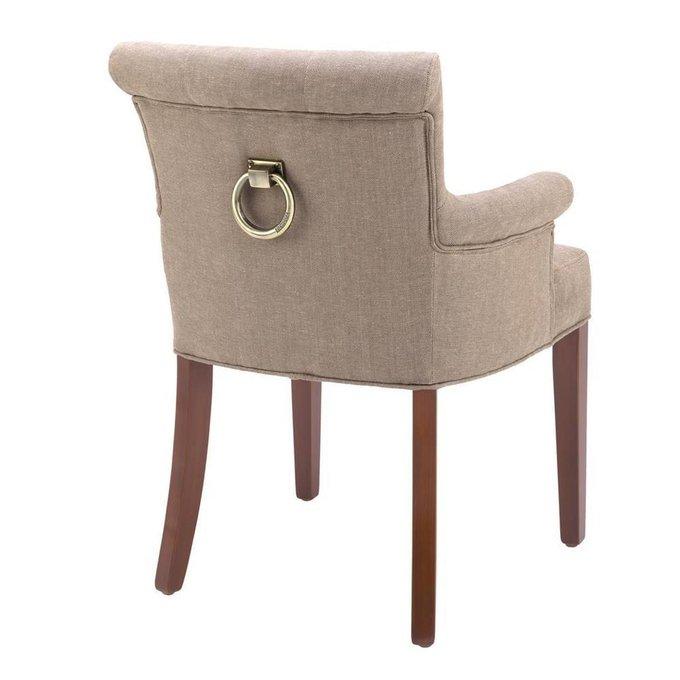 Обеденный стул Key Largo бежевого цвета
