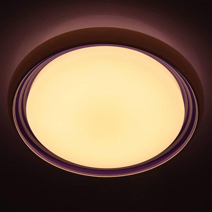 """Потолочный светодиодный светильник с пультом ДУ   """"Ривз"""""""