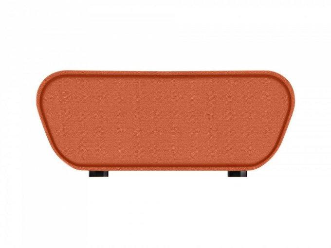 Пуф Neya оранжевого цвета