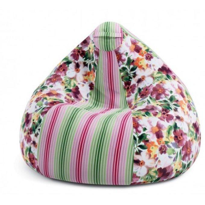 Бескаркасное кресло Дюшес со съемным чехлом