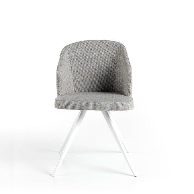 Стул Gris-Patblan серого цвета