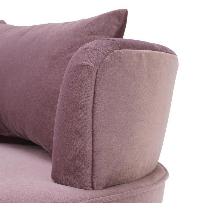 Софа Donatella лилового цвета