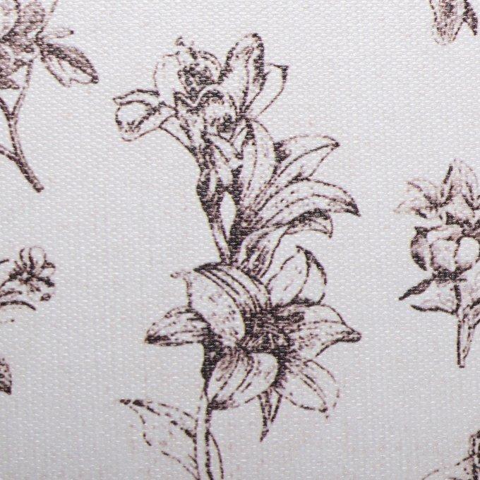 Набор из двух сундуков белого цвета