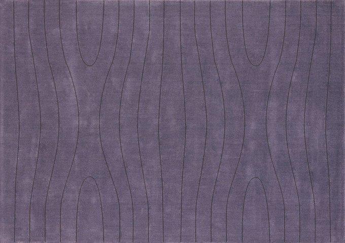 Ковер Squeeze фиолетового цвета 170x240