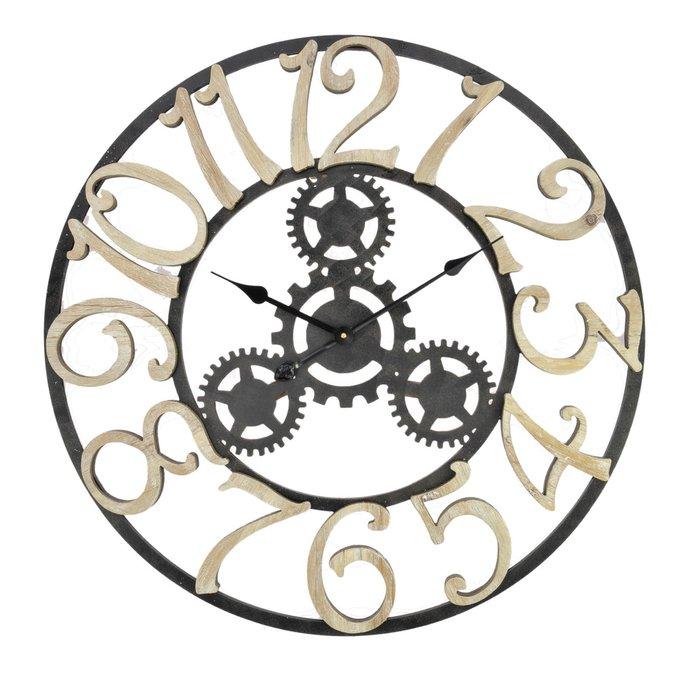 Настенные часы с кварцевым механизмом