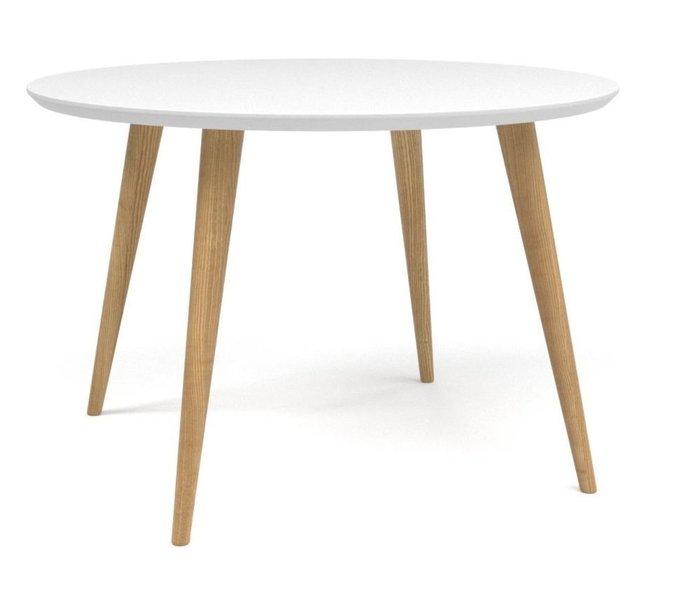 Обеденный стол Ronda белый