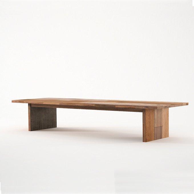 """Стол кофейный Karpenter """"Hofmann"""" из дерева"""