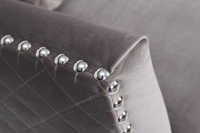 Кресло Sorrento серого цвета