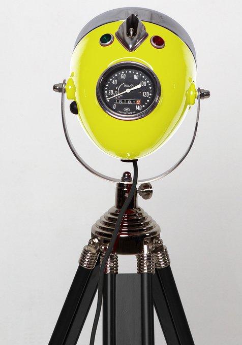 Мото-торшер RoadMaster Yellow