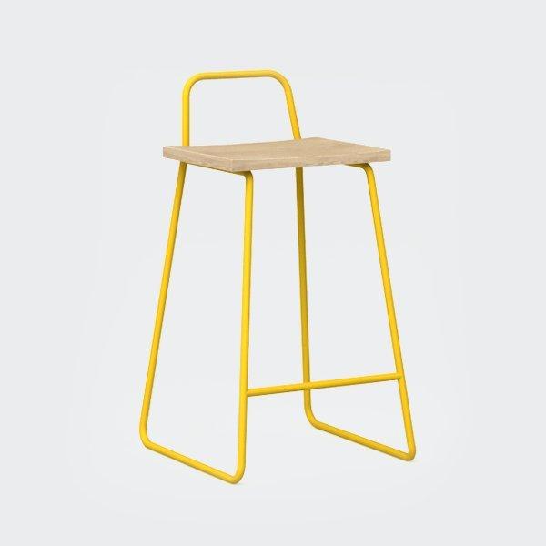 Барный стул WOODI Bauhaus