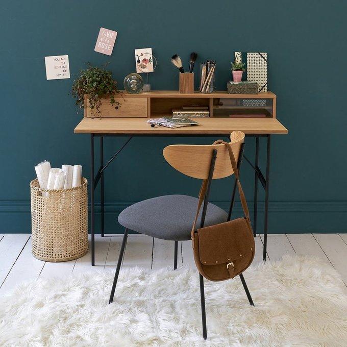 Письменный стол Nyjo с надстройкой