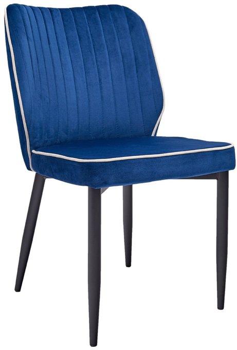 Стул Лоренс синего цвета