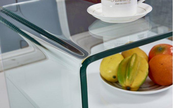 Журнальный столик с ящиком
