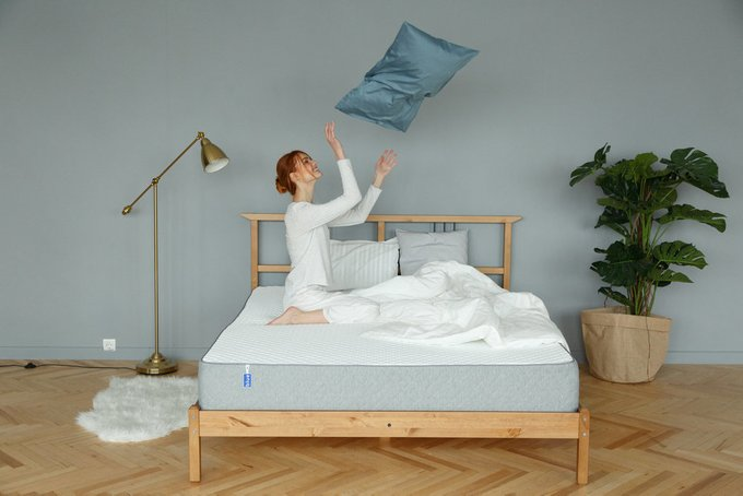 Матрас Blue Sleep Hybrid 180х200