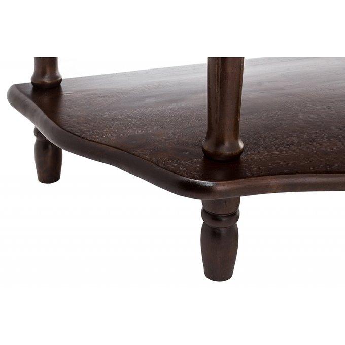 Консоль Console oak коричневого цвета