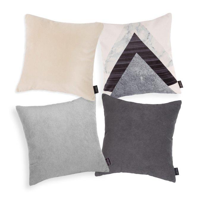 Комплект чехлов для подушек Mist из полиэстера