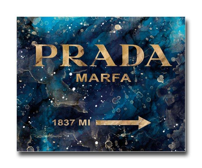 "Постер ""Prada Mafia"""