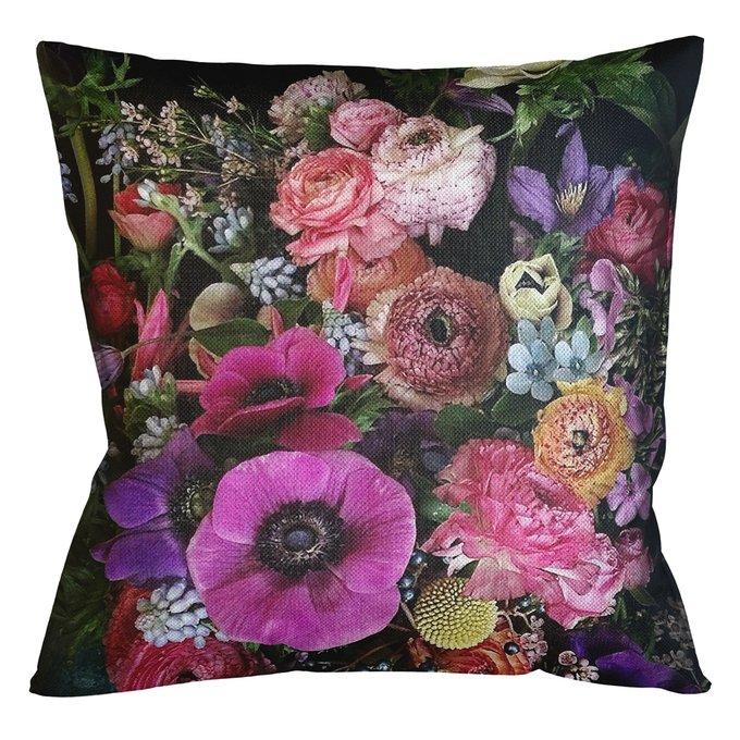 Декоративная подушка Boysenberry с чехлом