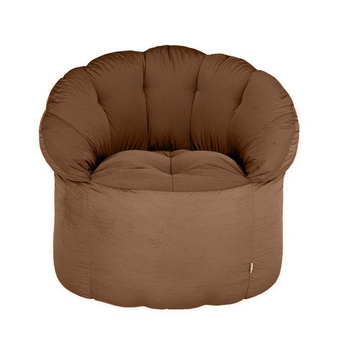 Уличное кресло-пуф Brown