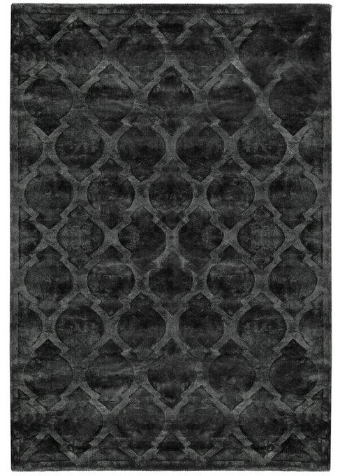 Ковер Tanger темно-серого цвета 160х230