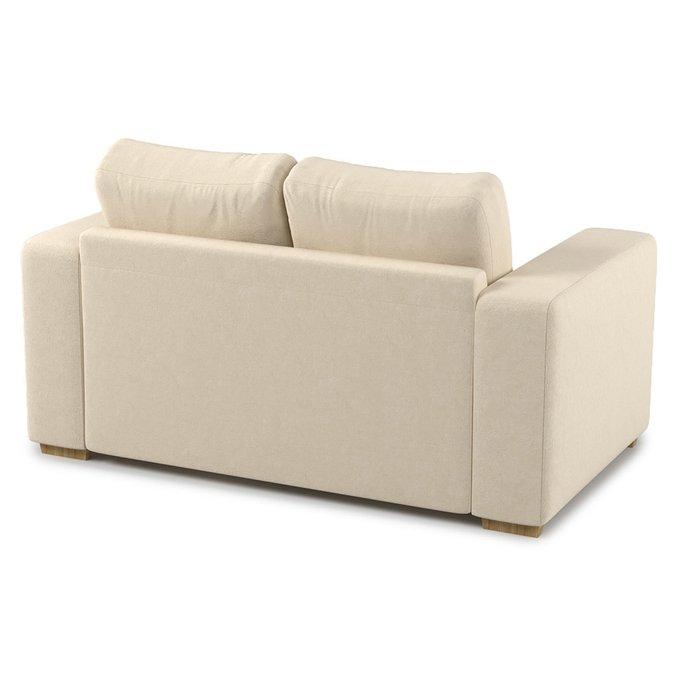 Раскладной диван Morti MTR  двухместный бежевого цвета