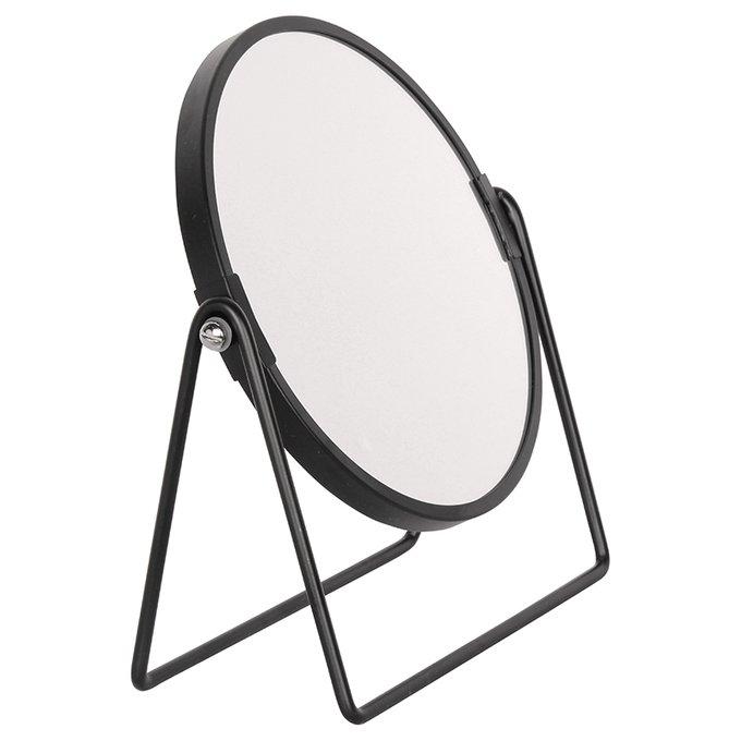 Туалетное зеркало Doppio овальной формы