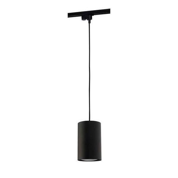 Трековый светильник Profile черного цвета