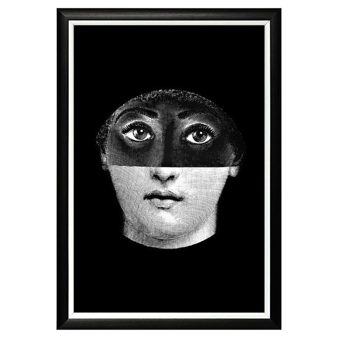 "Арт-постер ""Лина"", версия  ""Карнавал"" (Форназетти)"