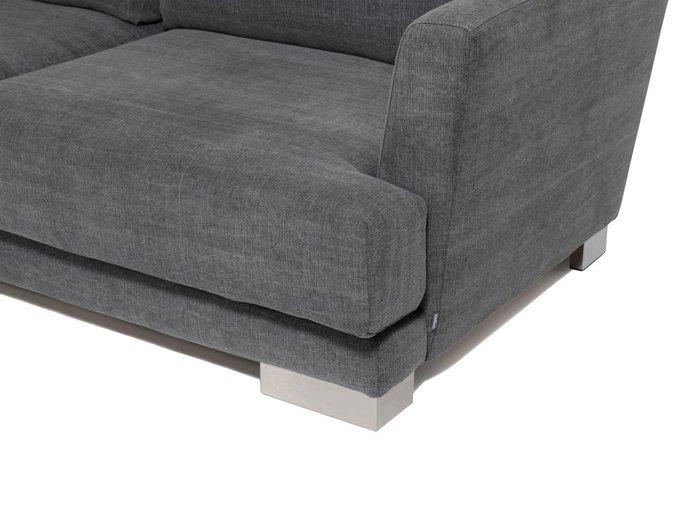 Угловой диван Andango серого цвета