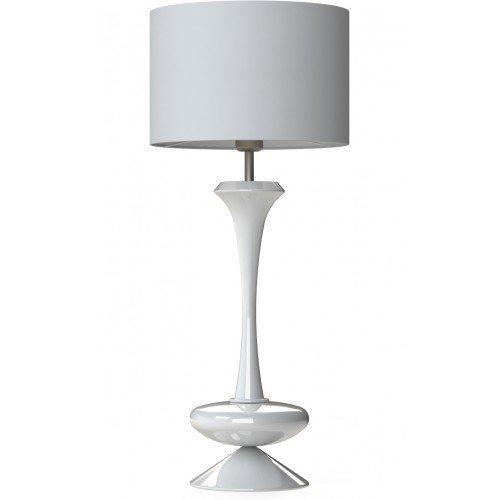 Настольная лампа Draco белая