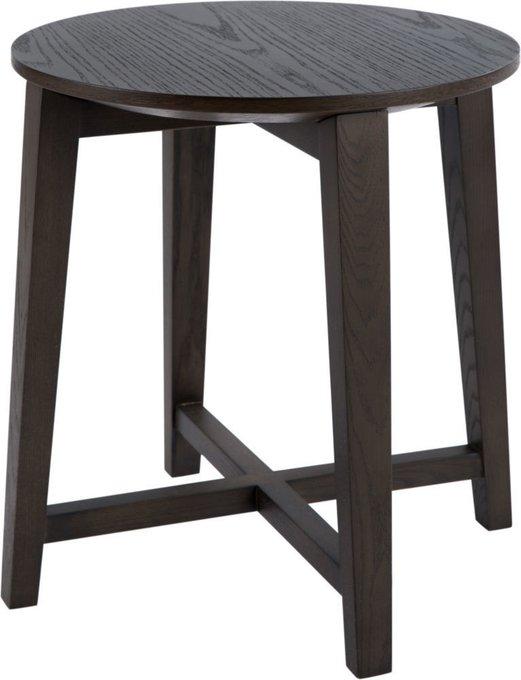 Стол журнальный Tris dark из дерева