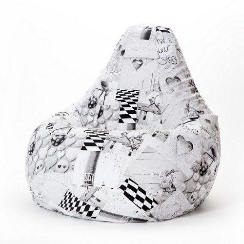 Кресло-мешок Pufoff «Lovely»