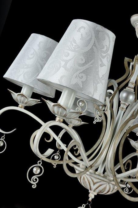 Подвесная люстра Monile с декоративными элементами